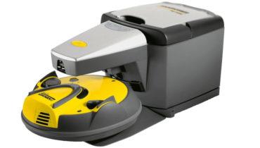 купить робот-пылесос Karcher