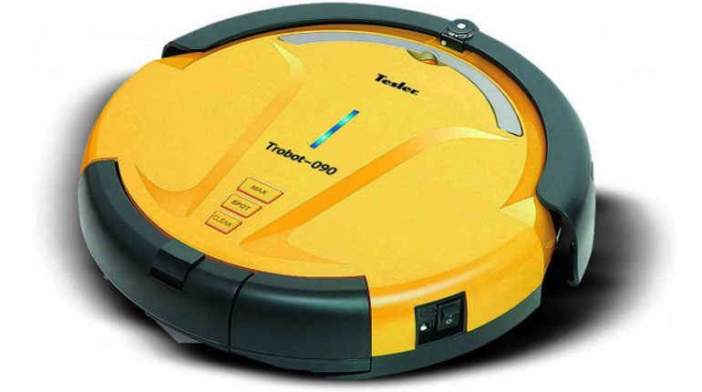Купить робот-пылесос Tesler