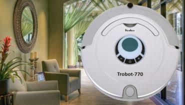 Робот-пылесос Tesler Trobot-770