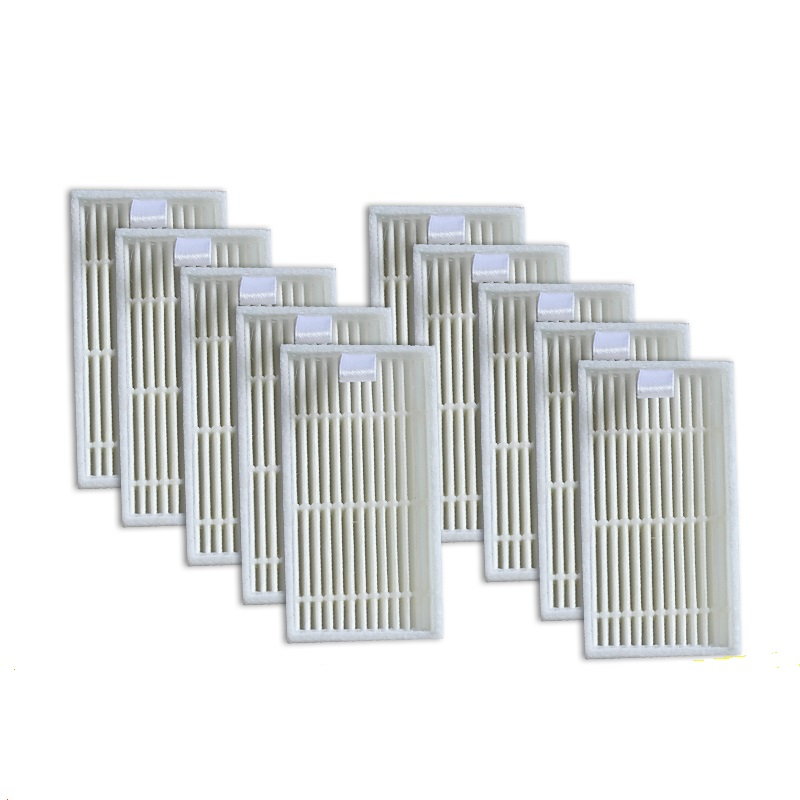 10 pcs hepa Filter replacement for chuwi ilife V1 Robot Vacuum Cleaner ilife v1