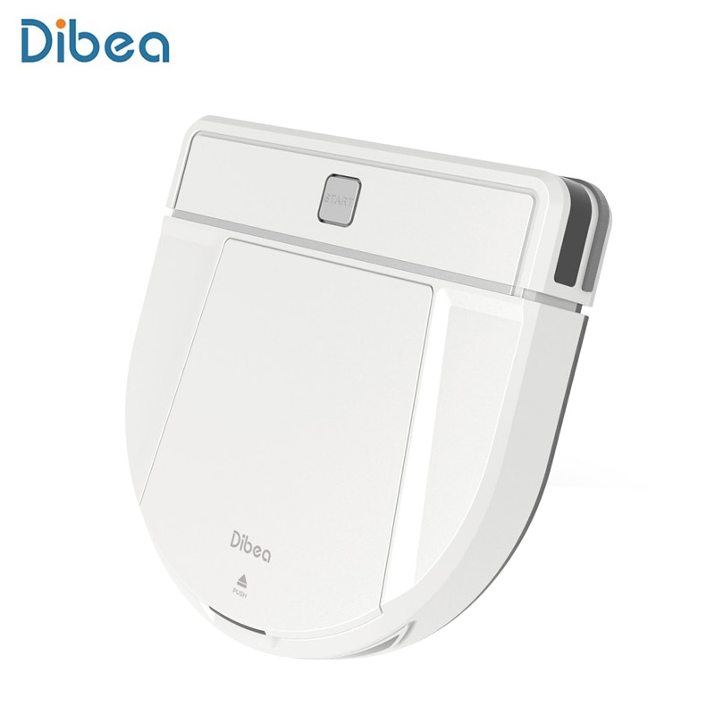 Dibea D850 Vacuum Cleaner Robot Household Smart Vacuum Robot Cleaner Powerful Suction Wireless Home Cleaning Machine